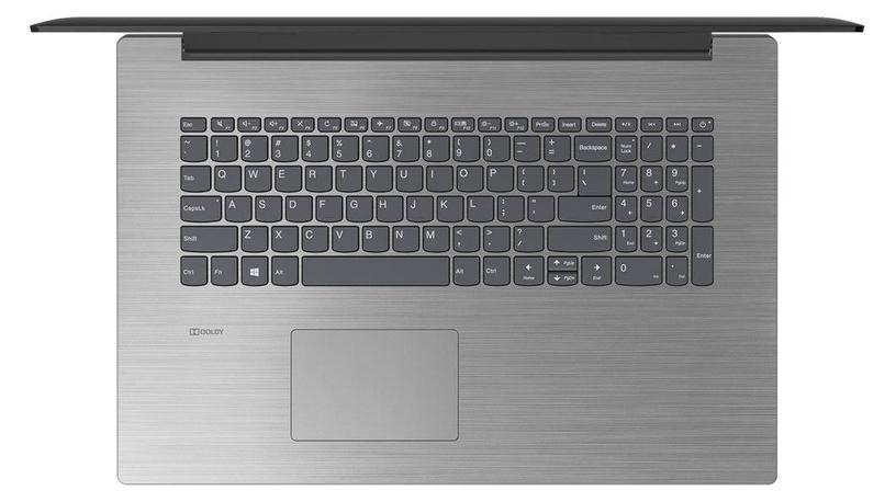 Lenovo IdeaPad 330-17 Black 81DM009VPB