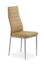 Svetainės kėdė K70, smėlio spalvos