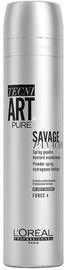 L`Oréal Professionnel Tecni Art Pure Savage Panache Powder Spray 250ml