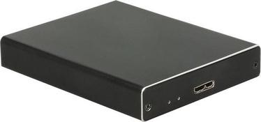 Delock 2 x M.2 USB 3.1 Gen 2 RAID Enclosure