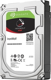 Seagate IronWolf 6TB 7200RPM 256MB SATAIII ST6000VN0033