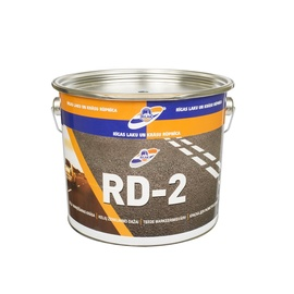 Krāsa ceļu marķēšanai Rilak RD-2R, 4 kg, dzeltena