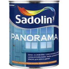 Langų ir durų dažai Sadolin Panorama, balti, 1 l