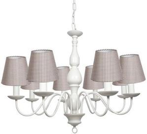 Candellux Bellagio Ceiling Lamp 8x40W E14 Cream