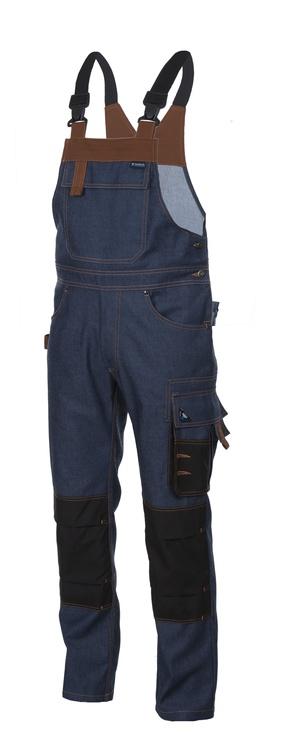 Sara Workwear Texas 10341 Work Overalls LS
