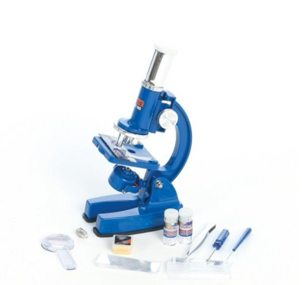 Žaislinis mikroskopas Eastcolight Microscope Set 2136