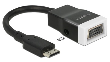 Delock Adapter HDMI-mini to C male