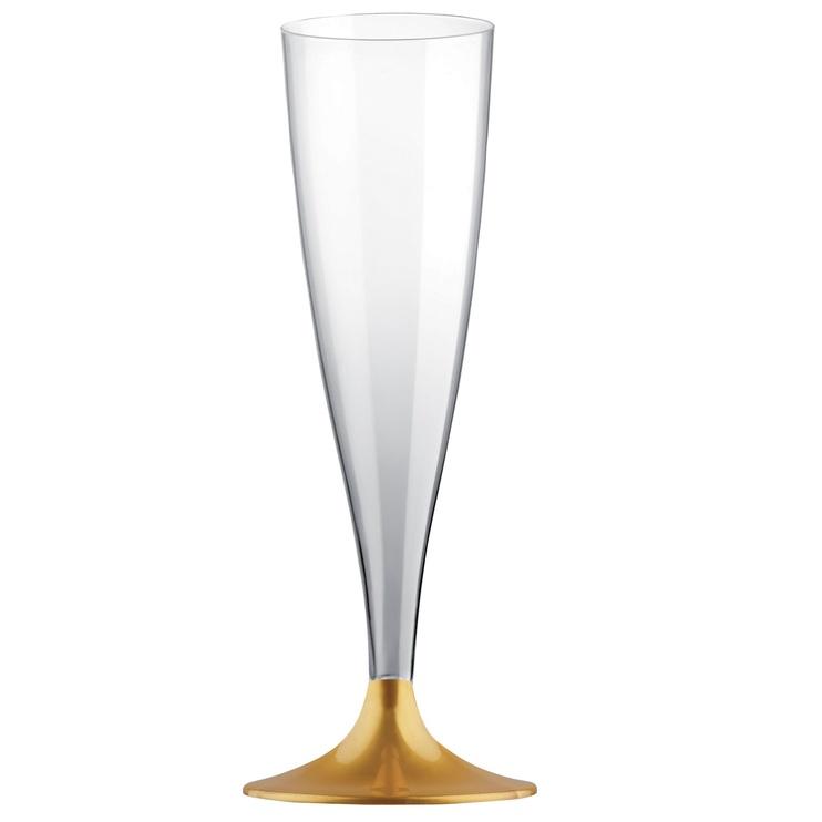 Taurės šampanui, 140 ml, 6 vnt