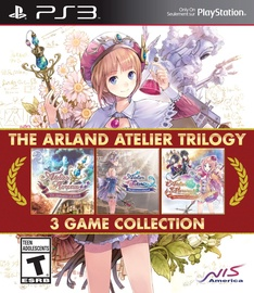 Arland Atelier Trilogy: 3 Game Collection PS3
