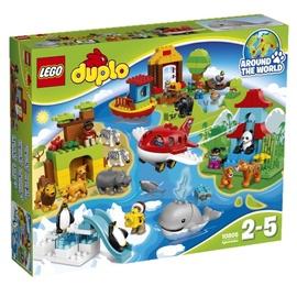 Конструктор LEGO Duplo Around The World 10805