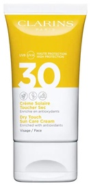 Clarins Dry Touch Sun Care Face Cream SPF30 50ml