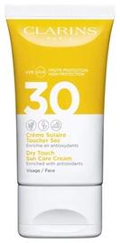 Clarins Dry Touch Sun Care Face Cream SPF30 50ml