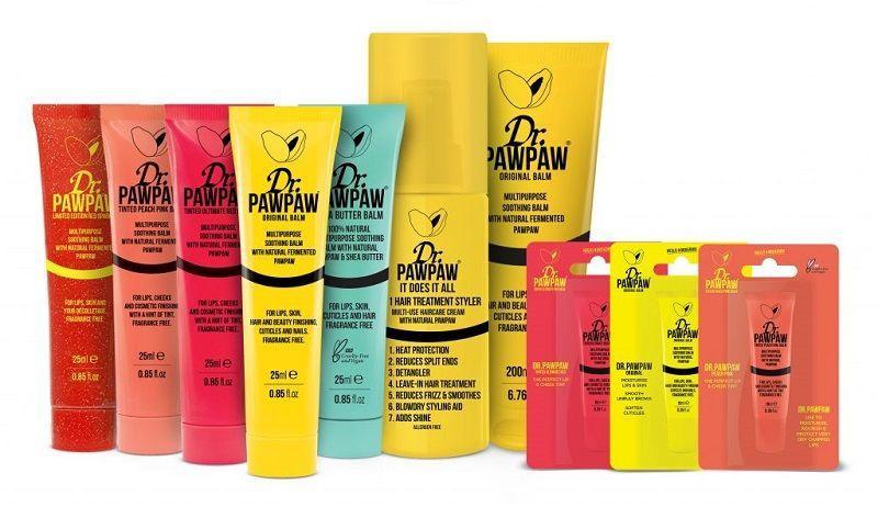 Бальзам для губ Dr. Paw Paw Yellow Original, 25 мл