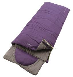 Miegmaišis Outwell Contour Lux Eggplant Purple 220 x 85cm
