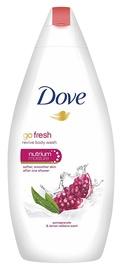 Dove Go Fresh Pomegranate & Lemon Verbena Body Wash 500ml