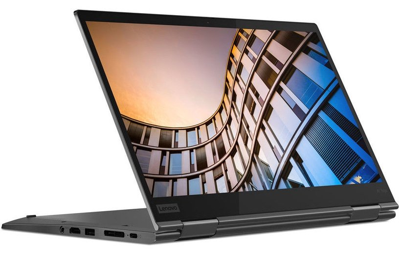 Lenovo ThinkPad X1 Yoga 4 Iron Gray 20QF00AFMH