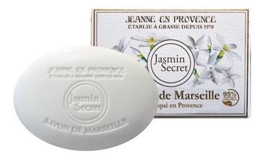 Jeanne en Provence Jasmin Secret Solid Soap 100g