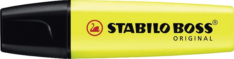 Stabilo Boss Original Highlighter Yellow