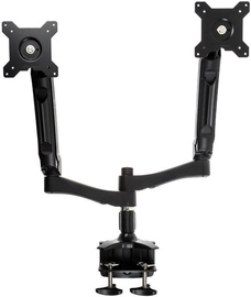 Silverstone SST-ARM22BC Dual Monitor Arm Black