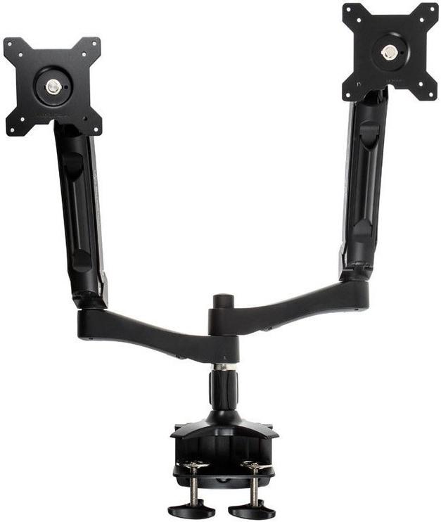 Silverstone SST-ARM22BC Dual Monitor Arm Black