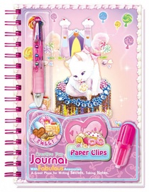 Dekoravimo rinkinys Pulio Pecoware Journal On A Spiral 533SK Cat