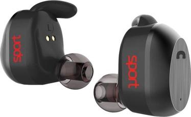 Elari NanoPods Sport Wireless In-Ear Earphones Black
