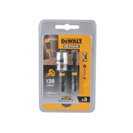 DeWalt Extreme DT70537T T20 50mm 2pcs