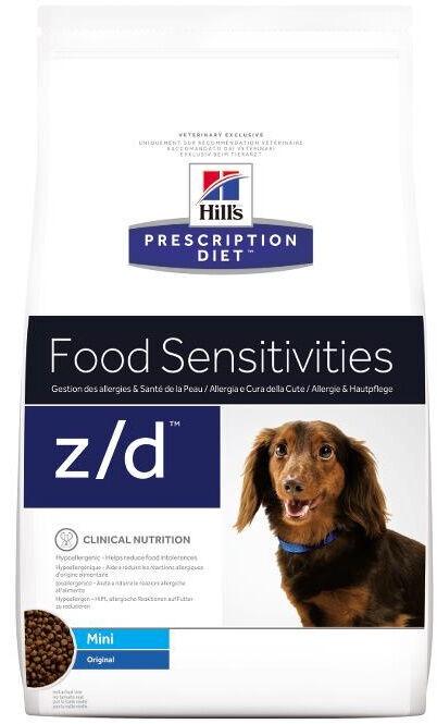 Hill's Prescription Diet Food Sensitivities z/d Mini 1.5kg