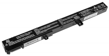 Green Cell Ultra Laptop Battery For Asus X551 3400mAh