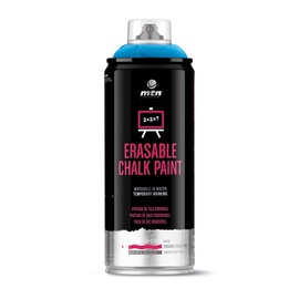 AEROSOLA KRĀSA CHALK LIGHT RED 400ML (MONTANA)