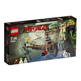 Конструктор LEGO Ninjago Master Falls 70608 70608, 321 шт.