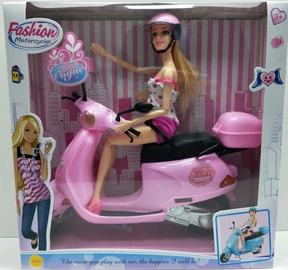 Fashion Motorcycle With Doll 517249022