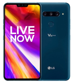 LG V40 ThinQ 128GB Dual Moroccan Blue