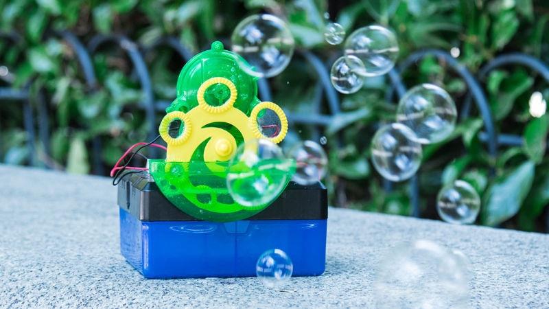 Juguetronica Bubble Machine