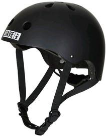 Save My Brain Helmet Black Large