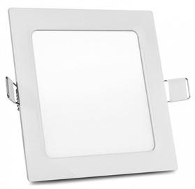 Maclean Ceiling Slim Panel Lamp LED 12W White