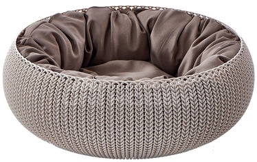 Curver Cushion Knit 54x54x20,2 Brown