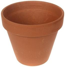 Verners Standard Flower Pot Brown 23cm
