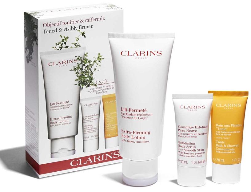 Комплект Clarins Extra-Firming Body, 260 мл