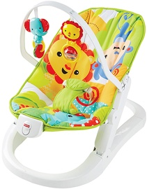 Sūpuoklė Fisher Price Rainforest Friends Fun & Fold CMR20