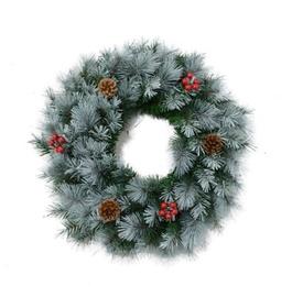 Ziemassvētku vainags Christmas Touch HJW12, 500 mm