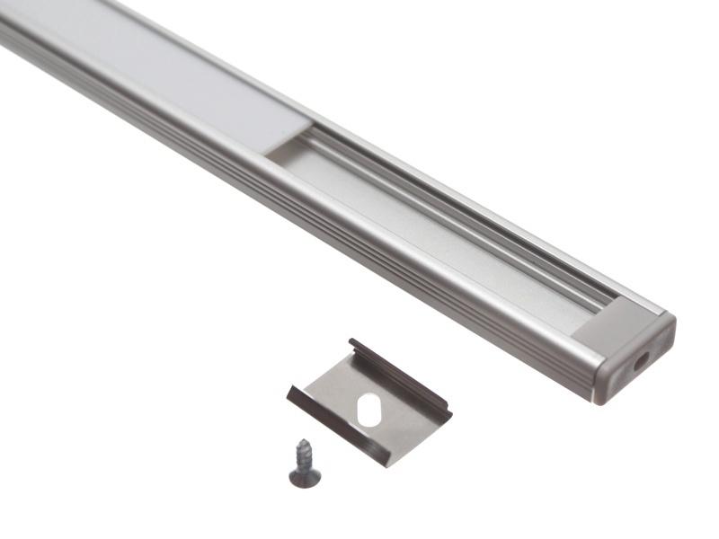 Topmet Surface10 Lamp Profile 1m White