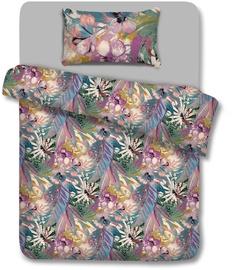 Gultas veļas komplekts AmeliaHome Averi, daudzkrāsains, 135x200/80x80 cm