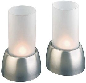 APS Tea Light with Dome 12.5cm 2pcs