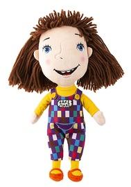 Pliušinis žaislas Kakė Makė Kika Mika, įvairių spalvų, 32 cm
