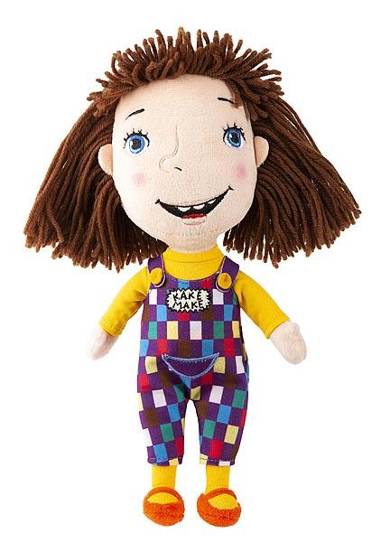 Pliušinis žaislas KAKĖ MAKĖ, 32 cm