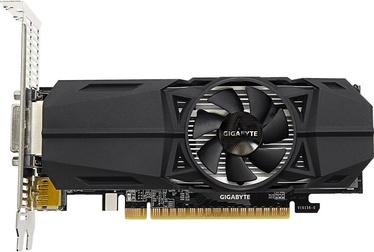Gigabyte GeForce GTX1050 OC Low Profile 2GB GDDR5 PCIE GV-N1050OC-2GL