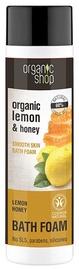 Organic Shop Lemon Honey Smooth Skin Bath Foam 500ml