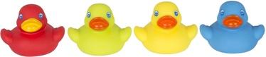 Игрушка для ванны Playgro Bright Baby Duckies 0187480, 4 шт.
