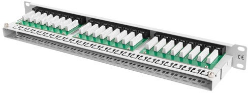 Lanberg PPU5-1048-S 48 Port Panel